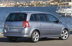Opel Zafira Minivan    Mpv 2008