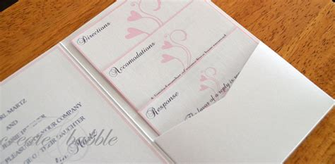 diy wedding invitations silhouette tutorial create