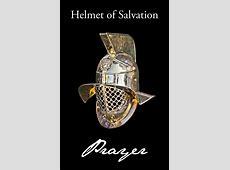 Helmet Of Salvation Craft Template - papel pintado
