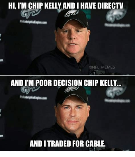 Chip Kelly Memes - funny directv meme and memes memes of 2016 on sizzle