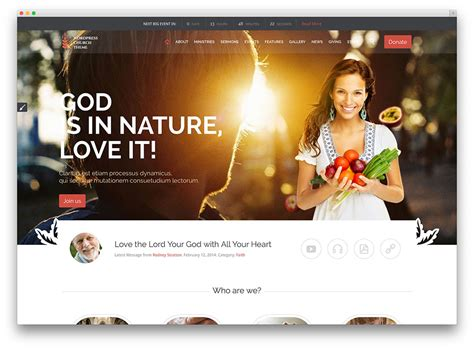 Free Church Themes 21 Best Bbpress Forum And Community Themes In