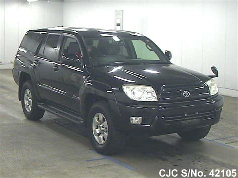 2005 toyota hilux surf 4runner black for sale stock no 42105 used cars exporter