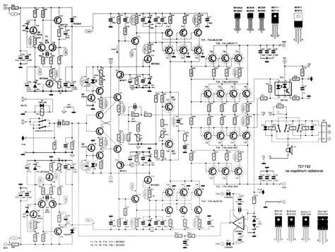 Watt Inverter Schematic Archives Electronic Circuit
