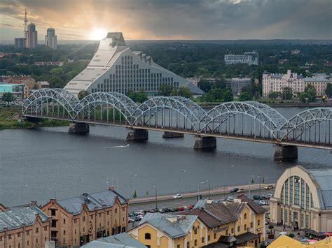 Latvijas Nacionala biblioteka Foto & Bild   city, world ...