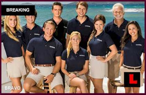 Aleks Below Deck Season 2 below deck season 2 2014 aleks adrienne cj and
