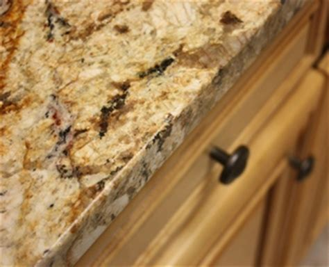 granite countertop edges most popular edge choices for granite countertops tile collection