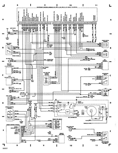 Need Fuse Block Wiring Diagram For Chevrolet