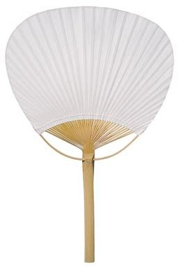 paper hand fans bulk 9 quot white paddle paper hand fans for weddings 10 pack on