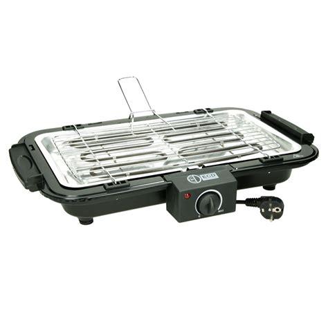 barbecue electrique grill portable plateau de table sur