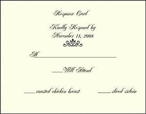 best design wedding invitation reply card perfect model With wedding invitation reply text