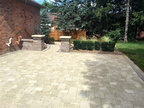 brick paver driveway ideas metro detroit michigan brick paver driveway design and installation