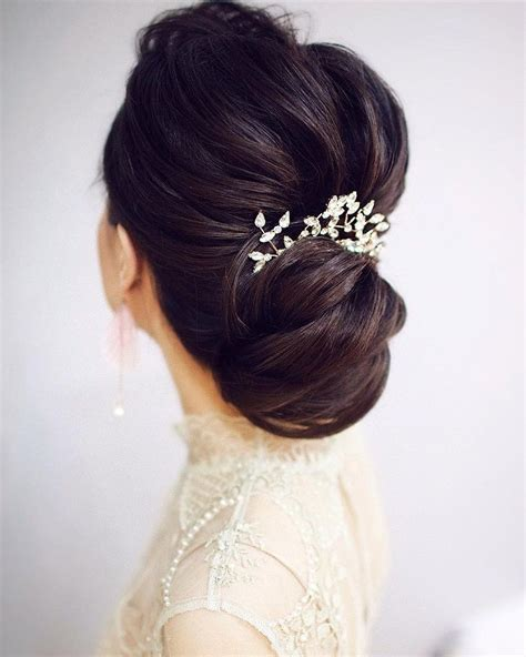 gorgeous wedding hairstyles for every length hairstyles