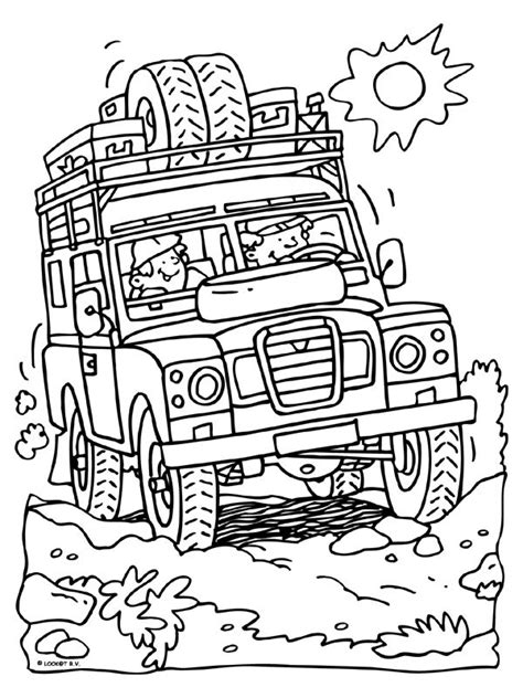 Kleurplaat Bekeuring by 40 B 228 Sta Bilderna Om Autos P 229 Bilar Och