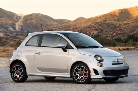 Fiat Msrp 2014 by 2014 Fiat 500 Sport News Reviews Msrp Ratings With