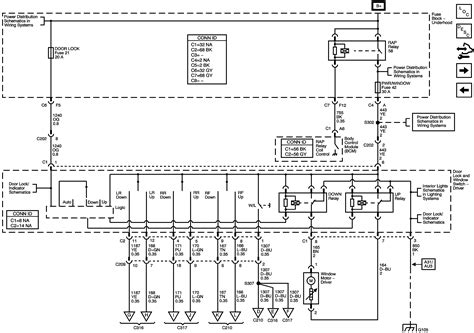 2004 Chevy Impala Power Window Wiring Diagram by My Has An 04 Colorado Recently The Driver Side Power