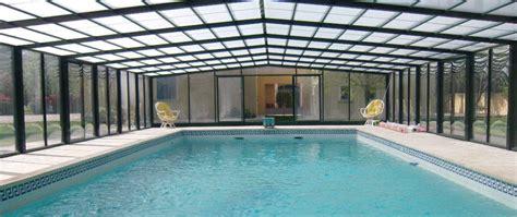 abri haut piscine r 233 paration d abris de piscine lac eau abris piscine