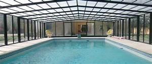 Abri Haut Piscine : abri de piscine haut r paration d 39 abris de piscine ~ Premium-room.com Idées de Décoration