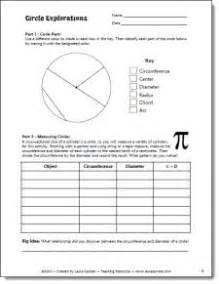 pi worksheets for elementary students 1000 images about pi day on pi day march