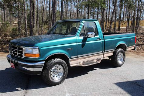 1996 Ford F 150 1996 ford f 150 photos informations articles