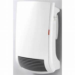 Radiateur Electrique Salle De Bain Mural : chauffage soufflant de salle de bain mirror 60 achat ~ Edinachiropracticcenter.com Idées de Décoration