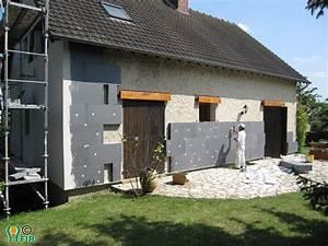 Prix Isolation Par L Extérieur : isolation exterieur en beton cellulaire devis isolation ~ Dailycaller-alerts.com Idées de Décoration