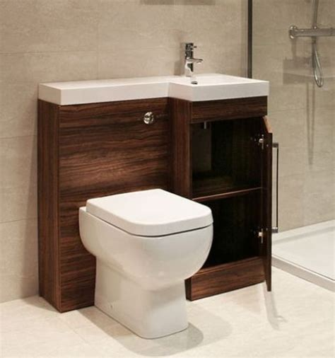 stylish toilet sink combos  small bathrooms digsdigs
