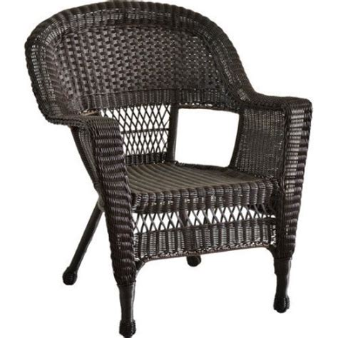 Wicker Patio Furniture At Walmart by Jeco Inc Wicker Chair Walmart
