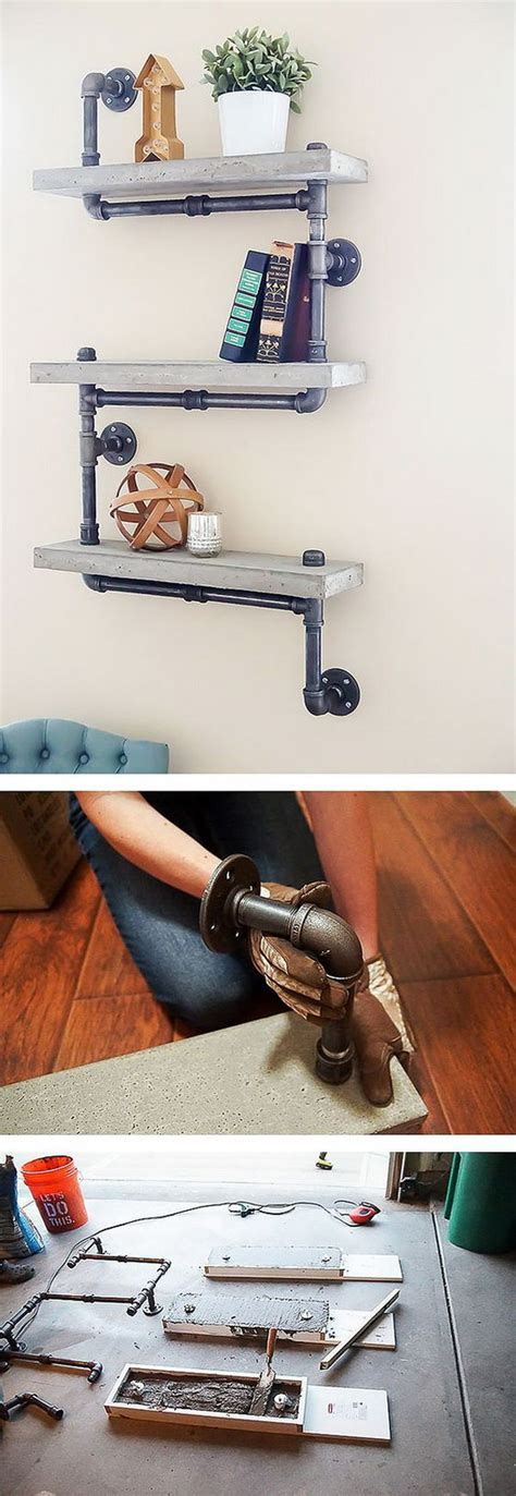 Best Tips And Great Guide To Awesome Diy Shelves  Diy