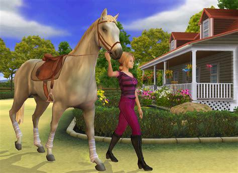horse games playing game worth ps2 pc screenshots screenshot fun equine smartphone