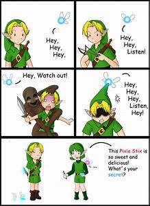 The Legend Of Zelda Navi By Xarity On DeviantArt