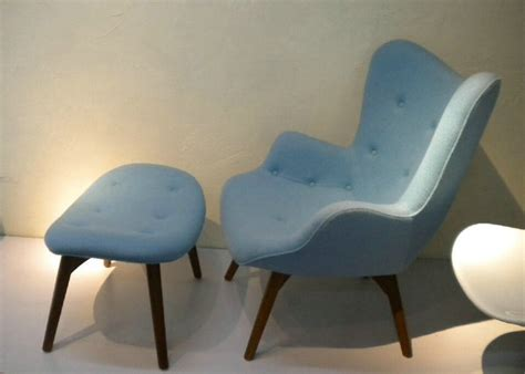 grant featherston contour chaise lounge chair