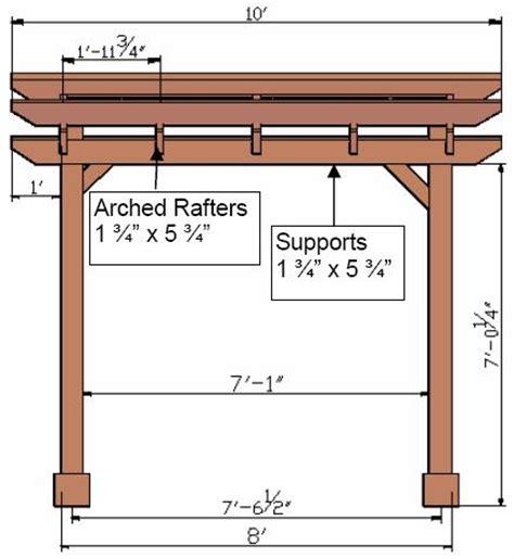 standard pergola measurements 28 best pergola height standard fan pergola kits built to last decades forever redwood