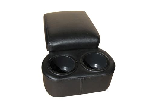 bench seat cup holder narrow car cup holder console bench seat black ebay