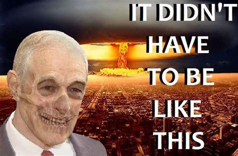 Ron Paul Meme - image 300605 ron paul know your meme
