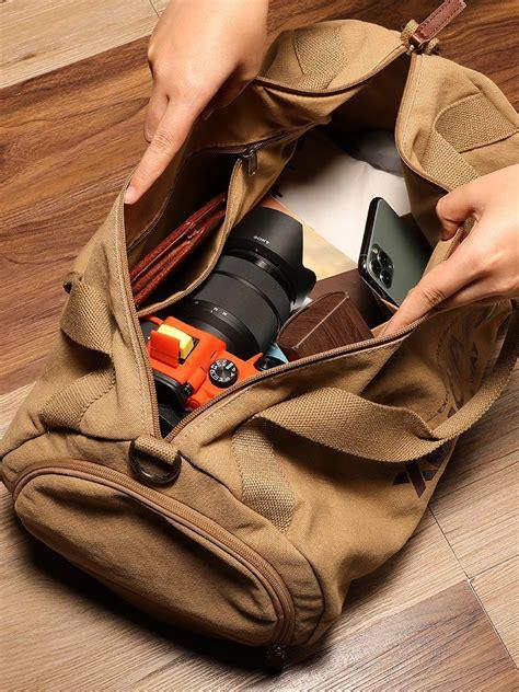 High-capacity Sports Canvas Travel Bags - YEPBAG