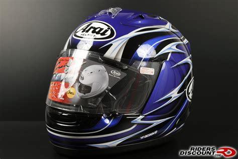 Suzuki Gsxr Helmet by 539 Arai Corsair V Randy Blue Replica Helmets Gsxr