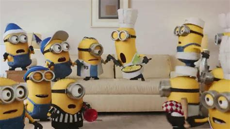 xfinity  voice remote tv commercial minions favorite