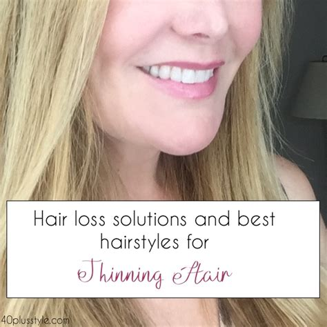 hairstyles for hair loss hair loss solutions and best hairstyles for thinning hair