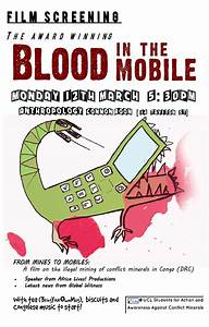 INGETA | UK Event : From mines to mobiles – « Blood in the ...