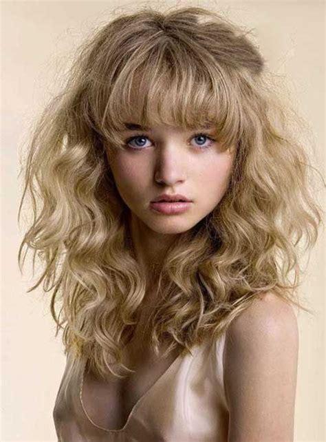 hairstyles  curly hair  bangs covetable coifs