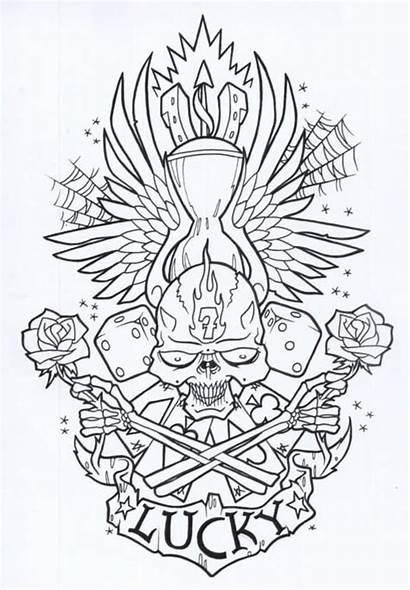 Blood Tattoo Deviantart Outline Designs Flash Drawing