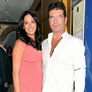 """Simon Cowell, Lauren Silverman """"Love That They Don't Have ..."""
