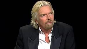 Richard Branson — Charlie Rose