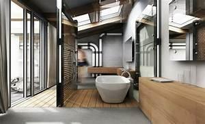 Bad Industrial Style : 1001 variantes de la d co industrielle avec plusieurs conseils suivre ~ Sanjose-hotels-ca.com Haus und Dekorationen