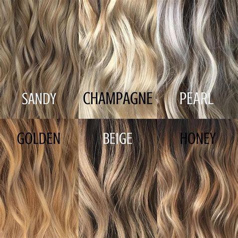 Different Hair Colours Hair Color Hair Hair Styles