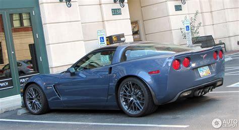 chevrolet corvette   carbon limited edition
