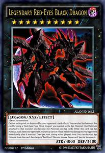 Legendary Red Eyes Black Dragon By Alanmac95 On Deviantart