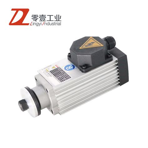 china  price vv  woodworking edge banding machine spindle motor china spindle