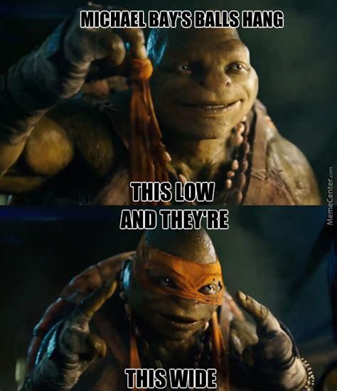 Michael Bay Memes - michael bay s new ninja turtles by thor303456 meme center