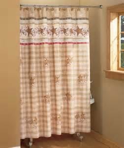 primitive hearts and country shower curtain by from